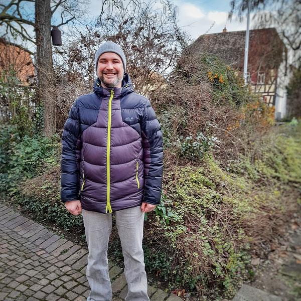 Martin Moritz Radfahr- und Fußgängerbeauftragte